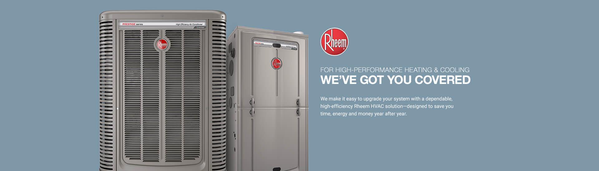 New Rheem product