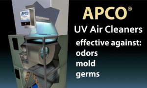 APCO UV air cleaners